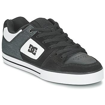DC Shoes Skejťácké boty PURE SE M SHOE BKW - Černá