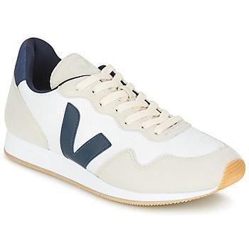 Boty Nízké tenisky Veja SDU Bílá / Modrá