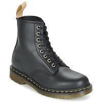 Boty Kotníkové boty Dr Martens VEGAN 1460 Černá