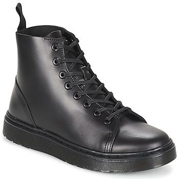 Boty Kotníkové boty Dr Martens TALIB Černá