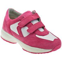 Boty Děti Nízké tenisky Lumberjack  Růžová