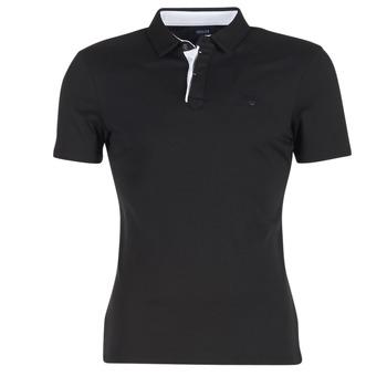 Textil Muži Polo s krátkými rukávy Armani jeans MEDIFOLA Černá