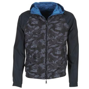 Textil Muži Bundy Armani jeans MIRACOLA Šedá