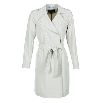 Textil Ženy Pláště Armani jeans HAVANOMA Bílá