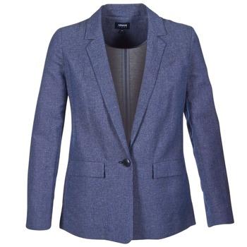 Textil Ženy Saka / Blejzry Armani jeans FADIOTTA Modrá