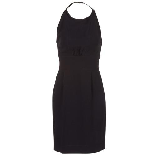 Textil Ženy Krátké šaty Armani jeans ODIALINA Černá