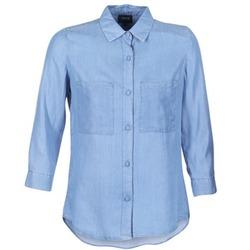 Textil Ženy Košile / Halenky Armani jeans OUSKILA Modrá