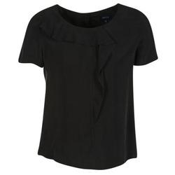 Textil Ženy Halenky / Blůzy Armani jeans GITAMIO Černá