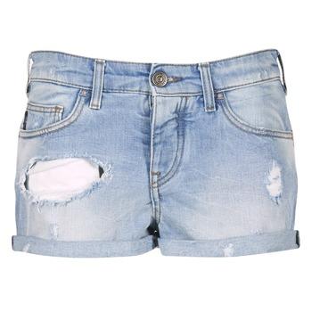 Textil Ženy Kraťasy / Bermudy Armani jeans JUTELAPO Modrá