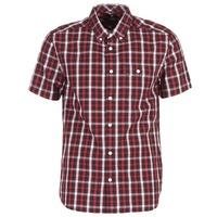 Textil Muži Košile s krátkými rukávy DC Shoes ATURA 5 SS Červená