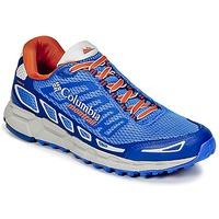 Boty Muži Běžecké / Krosové boty Columbia BAJADA™ III Modrá / Oranžová