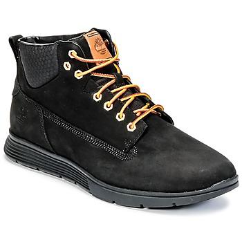Boty Muži Kotníkové boty Timberland KILLINGTON CHUKKA Černá