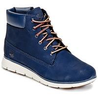Boty Chlapecké Kotníkové boty Timberland KILLINGTON 6 IN Modrá