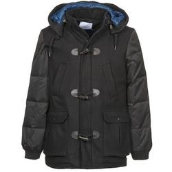 Textil Muži Kabáty Eleven Paris KINCI Černá