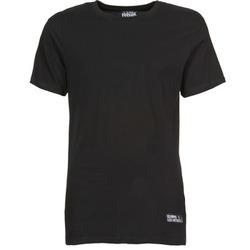 Textil Muži Trička s krátkým rukávem Eleven Paris HALIF Černá