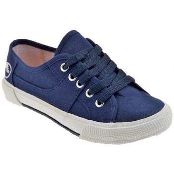 Boty Děti Nízké tenisky Lumberjack  Modrá