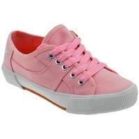 Boty Dívčí Nízké tenisky Lumberjack  Růžová