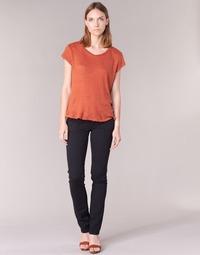 Textil Ženy Kapsáčové kalhoty Pepe jeans VENUS Černá