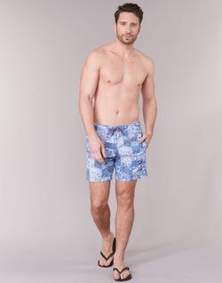 Textil Muži Plavky / Kraťasy Napapijri VAIL Modrá