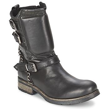 Boty Ženy Kotníkové boty Casual Attitude SERIS Černá