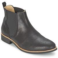 Boty Ženy Kotníkové boty Petite Mendigote LONDRES Černá