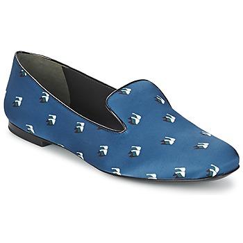 Boty Ženy Baleríny  Kenzo 2SL110 Modrá / Tmavě modrá