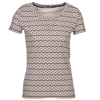 Textil Ženy Trička s krátkým rukávem Petit Bateau 10620 Vícebarevná