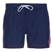 Textil Muži Plavky / Kraťasy U.S Polo Assn. AXEL SWIM TRUNK MED Tmavě modrá