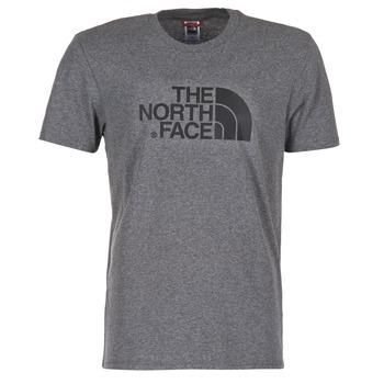Textil Muži Trička s krátkým rukávem The North Face EASY TEE Šedá