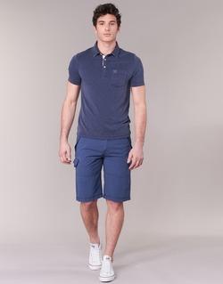 Textil Muži Kraťasy / Bermudy Oxbow ARGAMAB Tmavě modrá