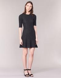 Textil Ženy Krátké šaty Loreak Mendian ZENIT Černá
