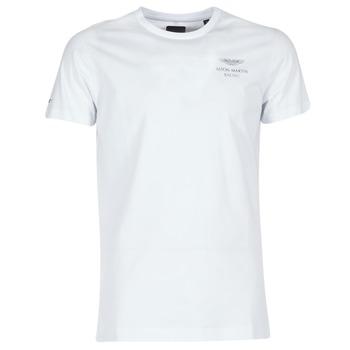 Textil Muži Trička s krátkým rukávem Hackett VEZINO Bílá