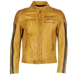 Textil Muži Kožené bundy / imitace kůže Redskins RIVAS Žlutá