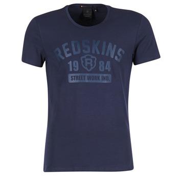 Textil Muži Trička s krátkým rukávem Redskins BALLTRAP 2 Tmavě modrá