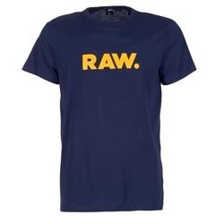Textil Muži Trička s krátkým rukávem G-Star Raw RAW DOT Tmavě modrá