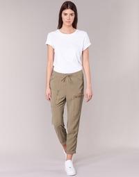 Textil Ženy Turecké kalhoty / Harémky G-Star Raw POWEL UTILITY 3D SPORT Béžová