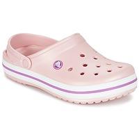 Boty Ženy Pantofle Crocs CROCBAND Růžová