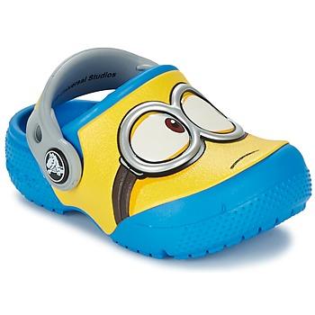 Boty Děti Pantofle Crocs Crocs Funlab Despicalbe me 3 Modrá