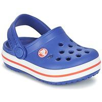 Boty Děti Pantofle Crocs Crocband Clog Kids Modrá