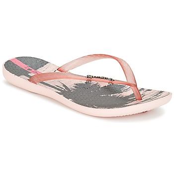 Boty Ženy Žabky Ipanema WAVE TROPICAL Růžová