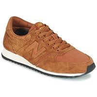 Boty Nízké tenisky New Balance U420 Béžová