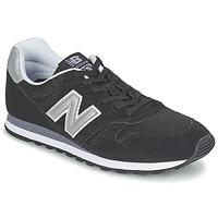 Boty Nízké tenisky New Balance ML373 Černá