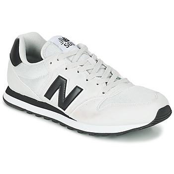 Boty Muži Nízké tenisky New Balance GM500 Bílá / Černá
