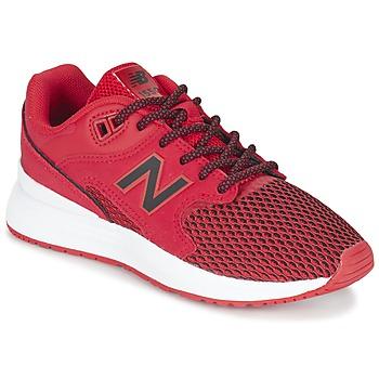Boty Děti Nízké tenisky New Balance K1550 Červená / Černá