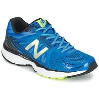 Boty Muži Běžecké / Krosové boty New Balance M680 Modrá