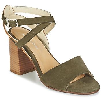 Boty Ženy Sandály Marc O'Polo MODERANA Khaki