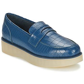 Boty Ženy Mokasíny F-Troupe Penny Loafer Námořnická modř