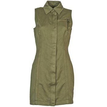 Textil Ženy Krátké šaty Diesel D-NAOMIE Khaki