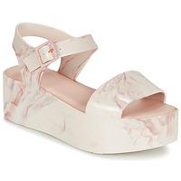 Boty Ženy Sandály Melissa MAR Růžová