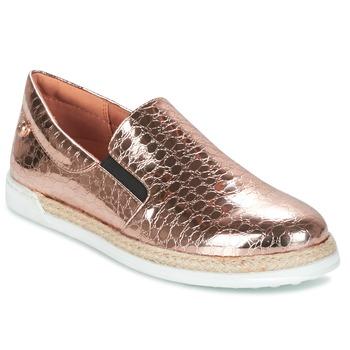 Boty Ženy Street boty Love Moschino JA10353G03 Zlatá / Růžová